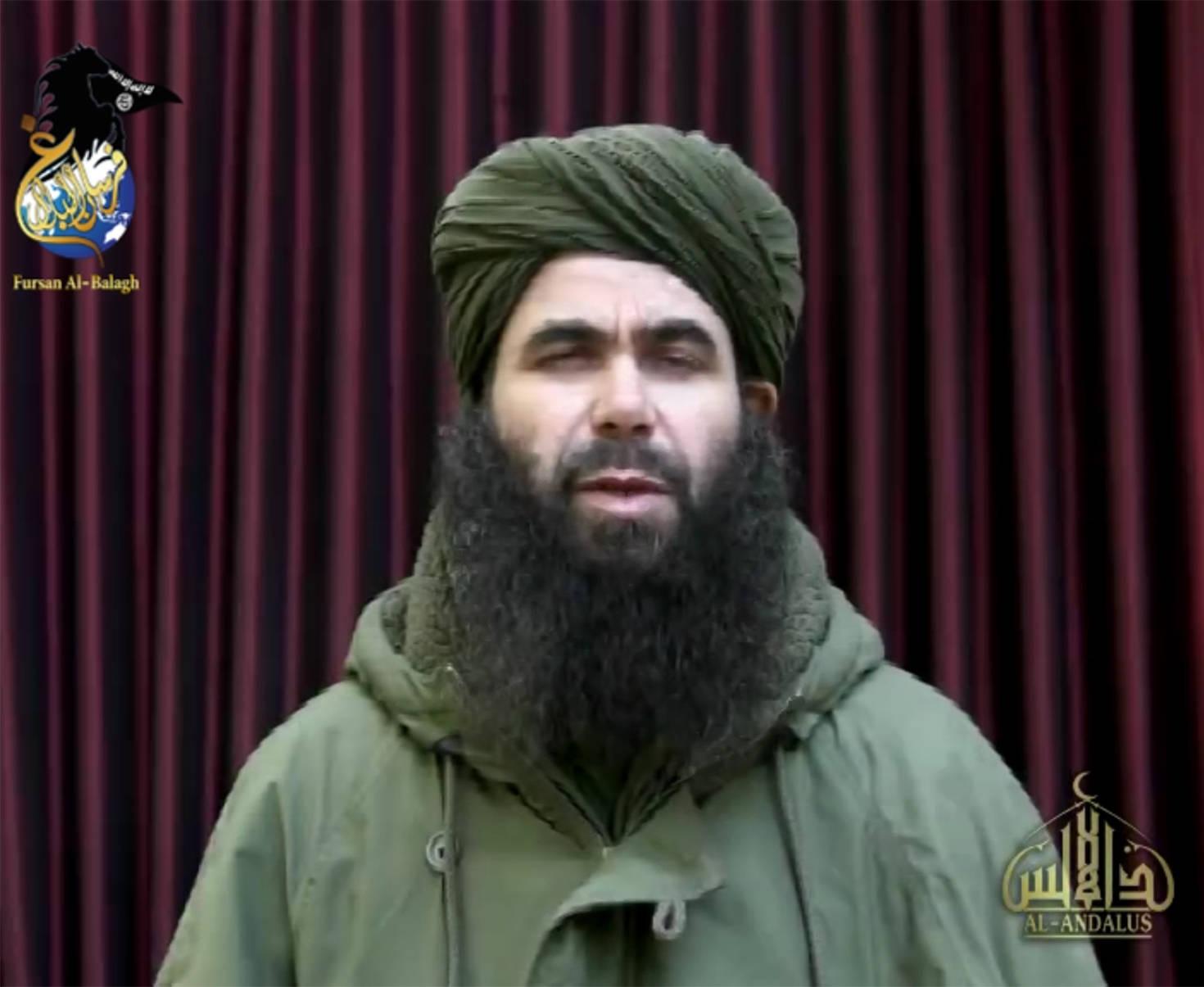 Abdelmalek Droukdel, tué le 3 juin 2020.