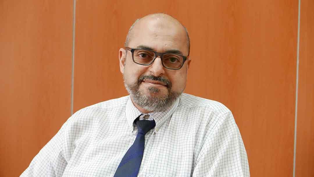 Mohsine Benkhaldoun, coordinateur du pôle communication dans le cabinet de Saâdeddine El Othmani