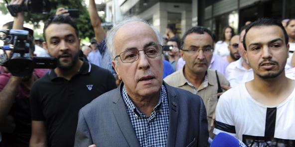 Karim Younès, médiateur de la république algérienne.