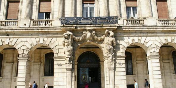 La Banque d'Algérie est la banque centrale de l'Algérie. Son gouverneur est Aymane Benabderrahmane depuis novembre 2019