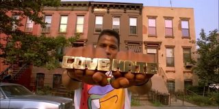 Image du film « Do the right thing » de Spike Lee