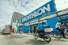 Le premier magasin Decathlon de Côte d'Ivoire a ouvert à Abidjan en 2018 à Marcory.
