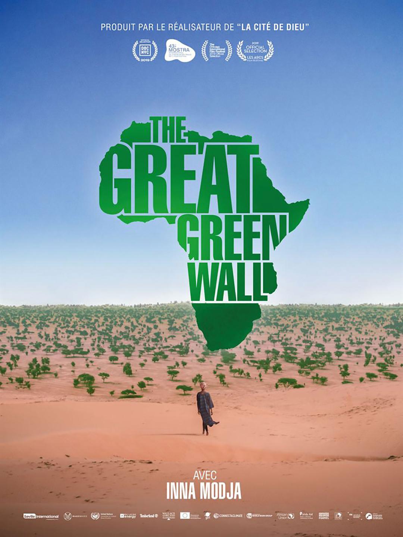 Le documentaire «The Great Green Wall» est sorti en salle le 22 juin en France.