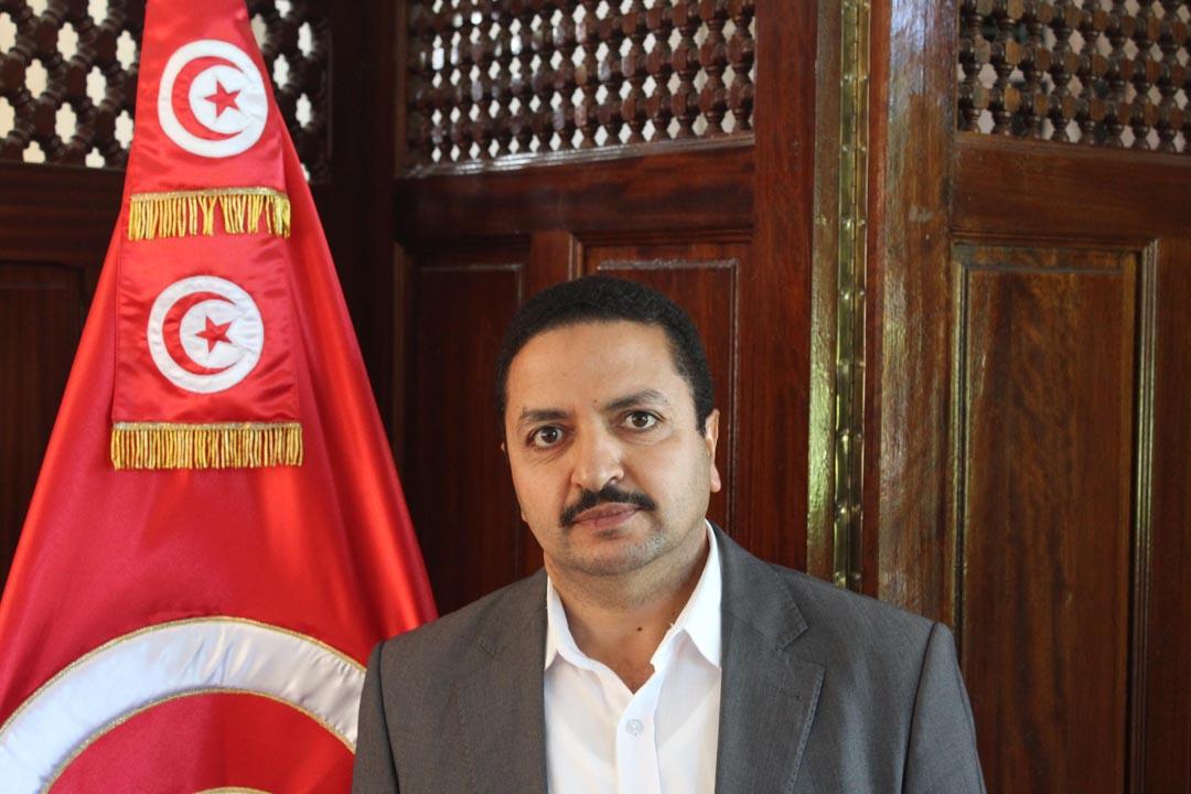Habib Khedher, directeur de cabinet du président de l'ARP, Rached Ghannouchi.