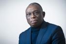 Kouadio Konan Bertin, membre du Parti démocratique de Côte d'Ivoire (PDCI), à Paris, le 26 novembre 2019.