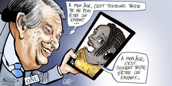 Mariam, une Malienne de 15 ans, a fait une intervention très remarquée face au Conseil de sécurité.