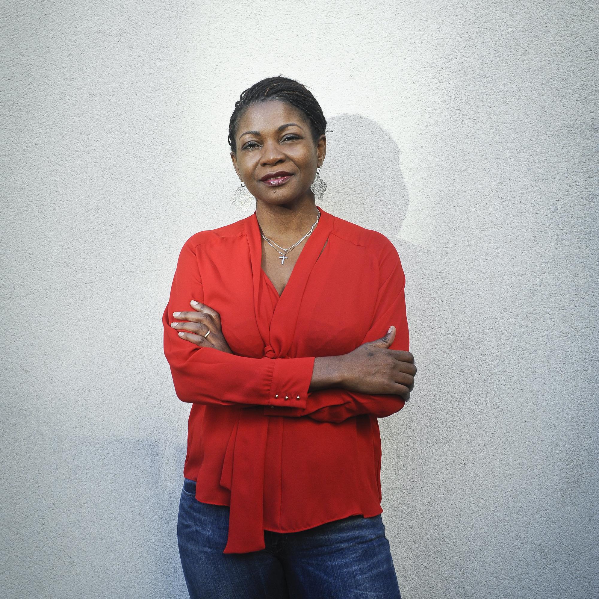 Hemley Boum, écrivaine camerounaise.