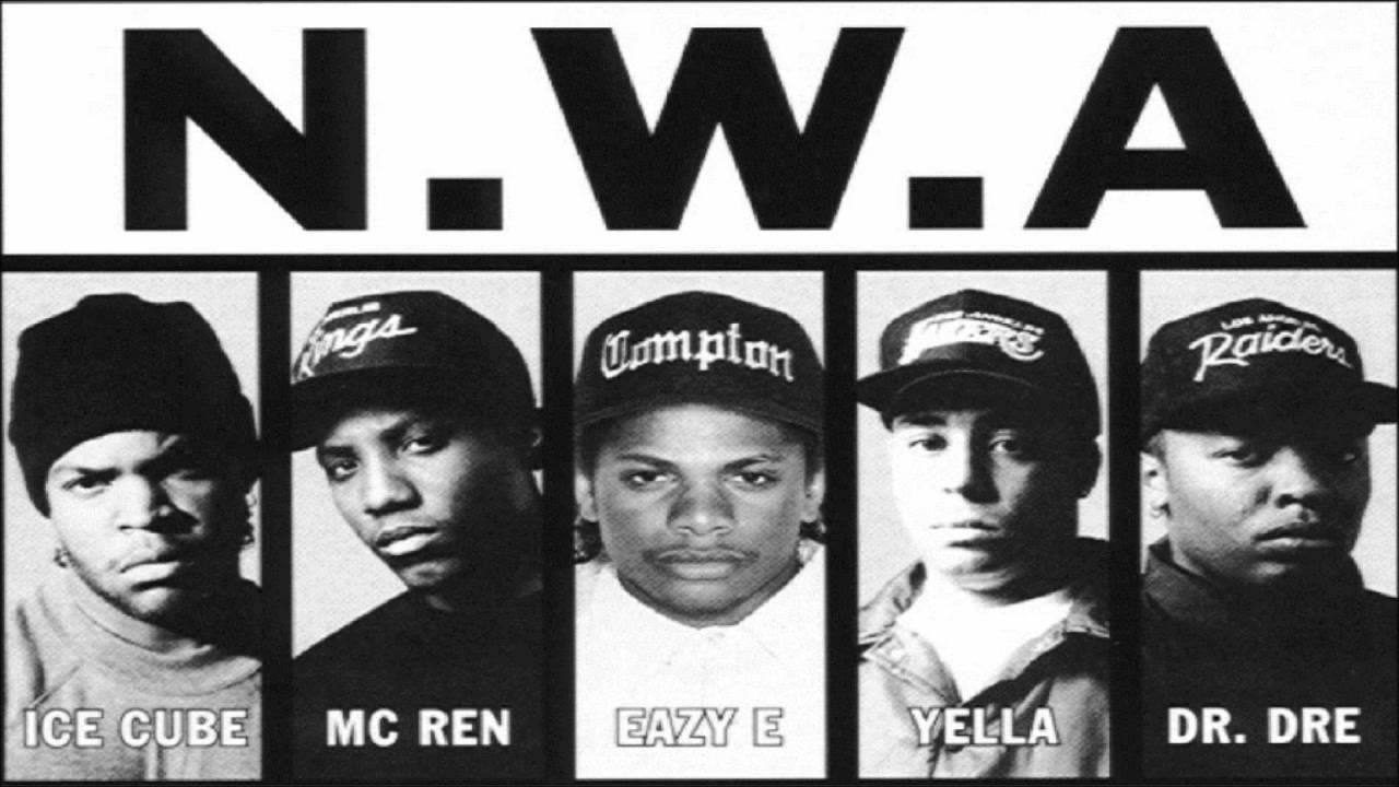 «Fuck tha police» de NWA