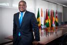 Le Togolais est aussi, depuis avril, président de l'Association des Bourses des valeurs africaines.