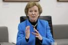 Mary Robinson, ancienne présidente de l'Irlande, doit faire partie du groupe chargé de réexaminer le rapport du comité d'éthique de la BAD, qui avait blanchi Akinwumi Adesina début mai.