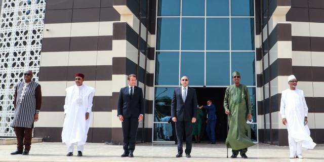 G5 Sahel : au coeur du huis clos des chefs d'État au sommet de Nouakchott