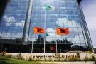 Le siège social de Sonatrach, à Alger.