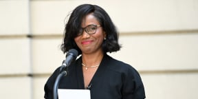 Élisabeth Moreno, nouvelle ministre française pour l'Égalité femmes-hommes.