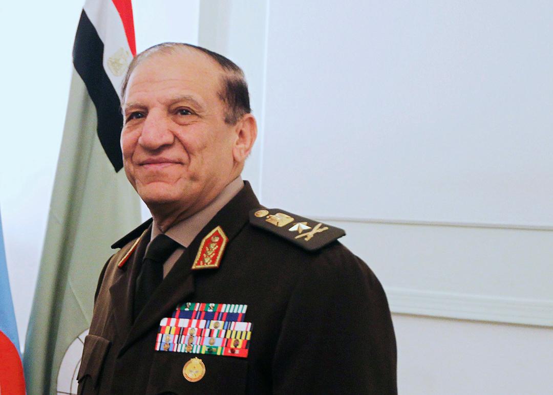 L'ancien chef d'état-major Sami Anan, au Caire, en mars 2011.
