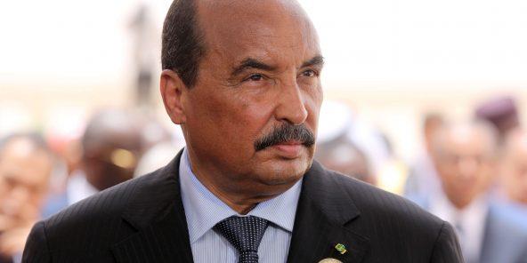 Mohamed Ould Abdel Aziz, le 2 juillet 2018.
