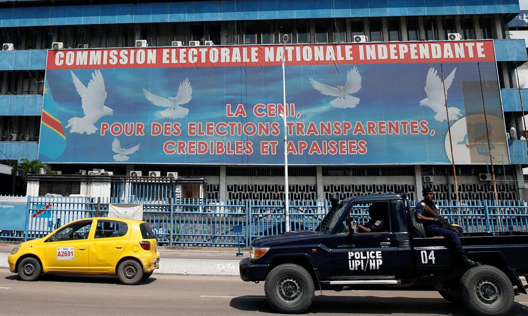 À Kinshasa, le 9 janvier 2019.