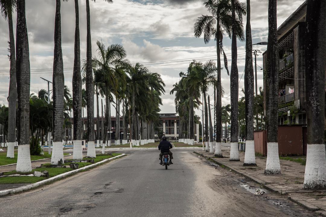Toamasina pendant le confinement, le 3 juin 2020.