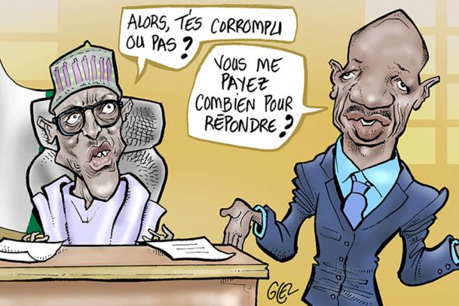 [Chronique] Nigeria : la commission anti-corruption corrompue ?