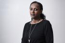 La comédienne rwandaise Isabelle Kabano, qui interprète la mère de Gaby dans «Petit Pays».