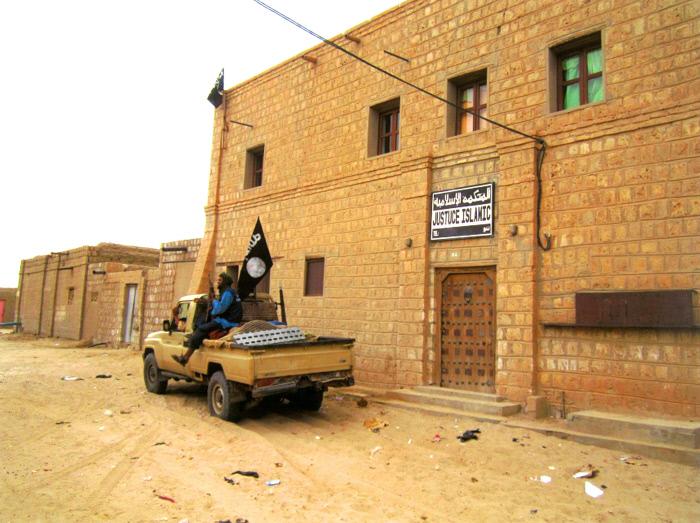 A Tombouctou, en 2012, les groupes armés avaient installé le tribunal islamique dans La Maison, qui était l'un des hôtels les plus courus par les touristes.