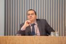 L'économiste algérien Rabah Arezki a passé une grande partie de sa carrière à Washington, au FMI (ici, en 2012, en tant qu'économiste senior) et à la Banque mondiale.