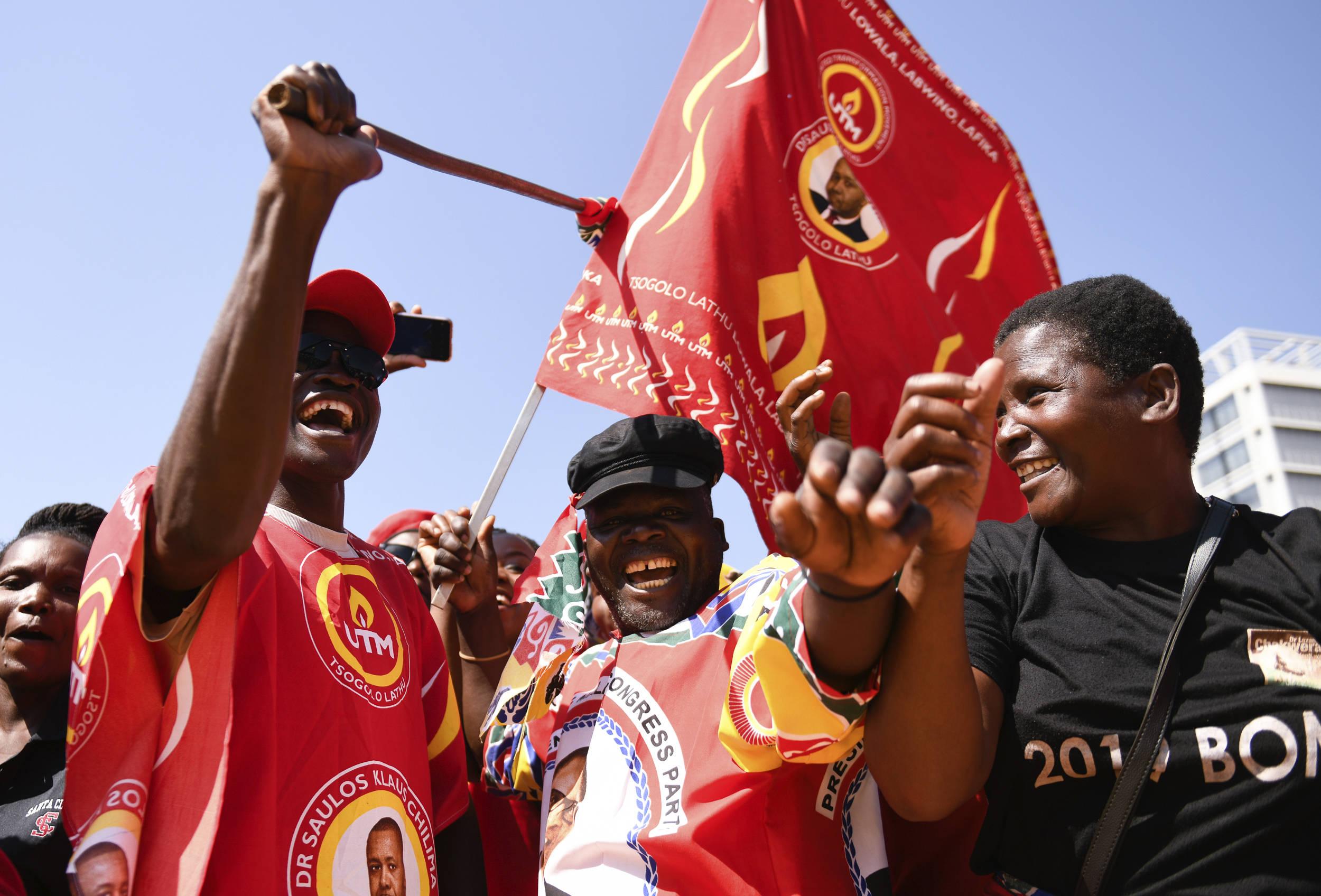 Malawi Election Re-run