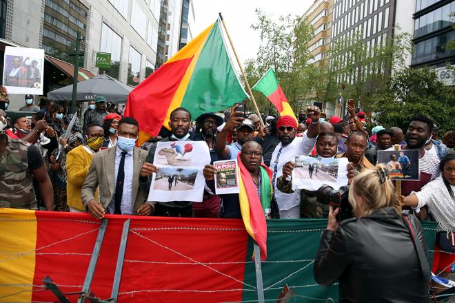 Cameroun : Louis Henri Ngantcha, le député qui veut calmer les anti-Biya de la diaspora