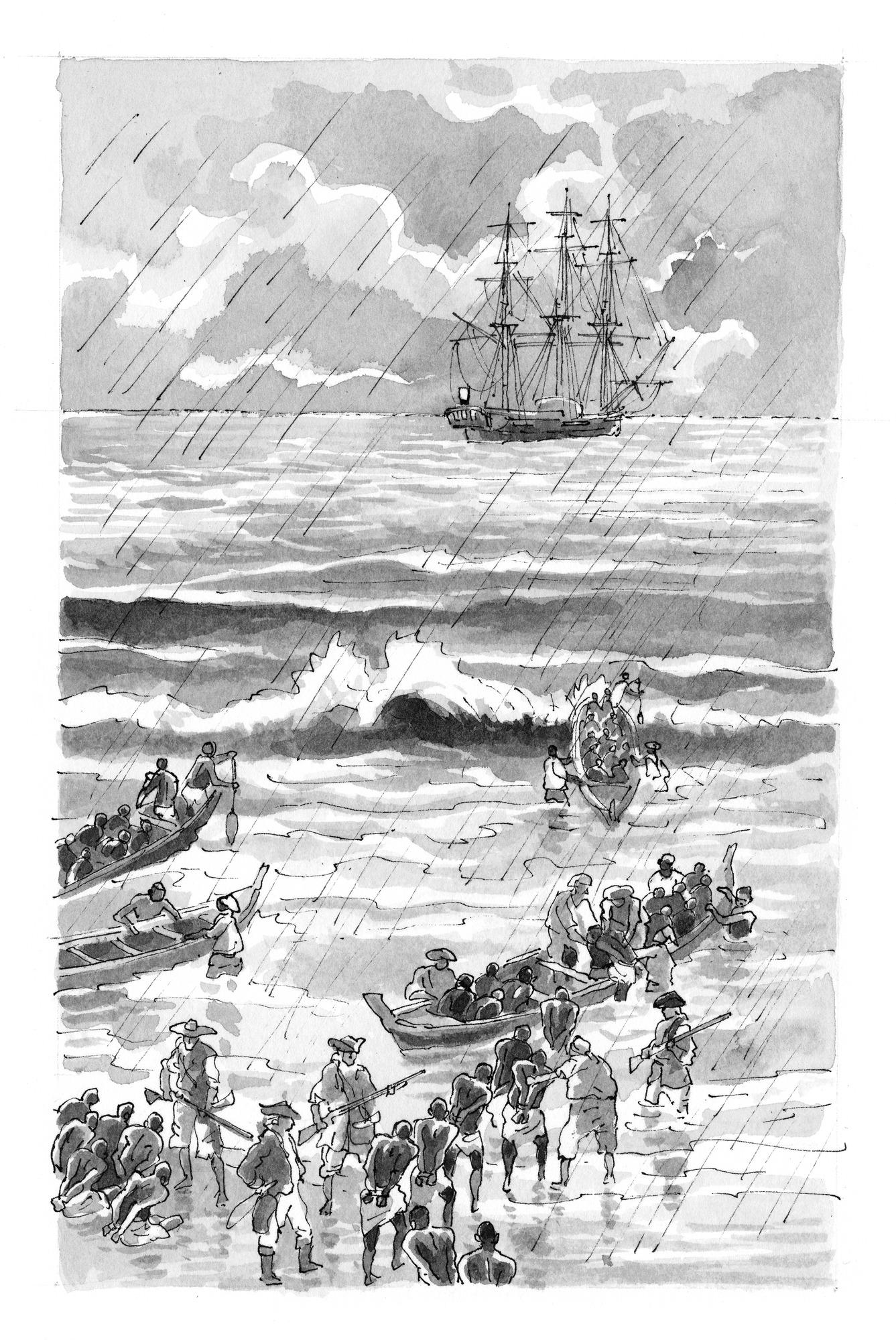"""Ploča iz knjige """"Alma"""", autora Timothée de Fombelle."""