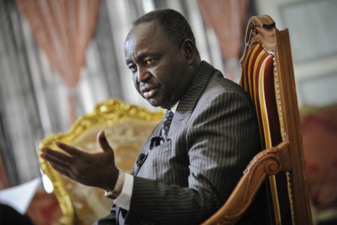 Présidentielle en Centrafrique : François Bozizé à l'assaut de Bangui