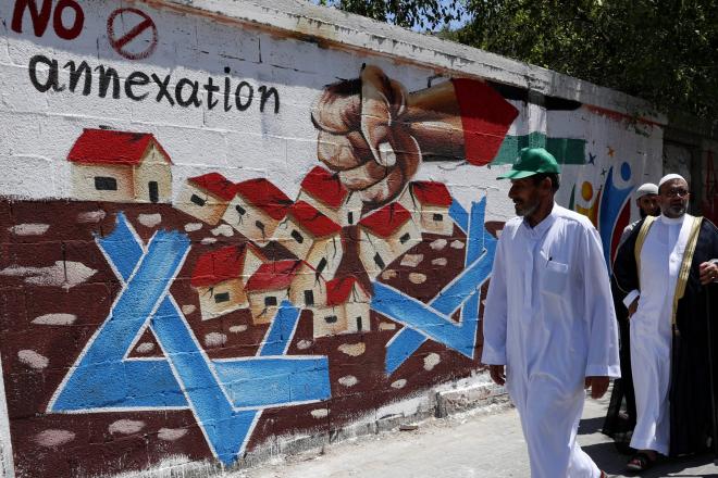 [Tribune] Palestine : la lettre ouverte de Lakhdar Brahimi à ses amis arabes pour contrer Trump et Netanyahou