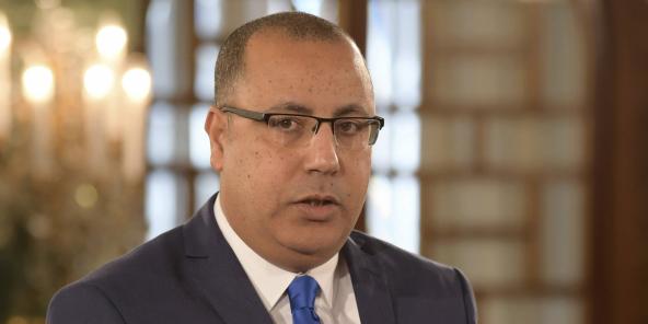 Hichem Mechichi face aux partis : le chef du gouvernement tunisien en quête  de compromis – Jeune Afrique