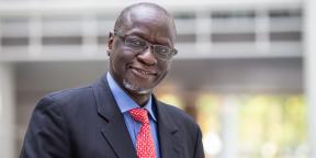 Ousmane Diagana est depuis juillet 2020 l'un des deux vice-présidents chargés du continent à la Banque mondiale.