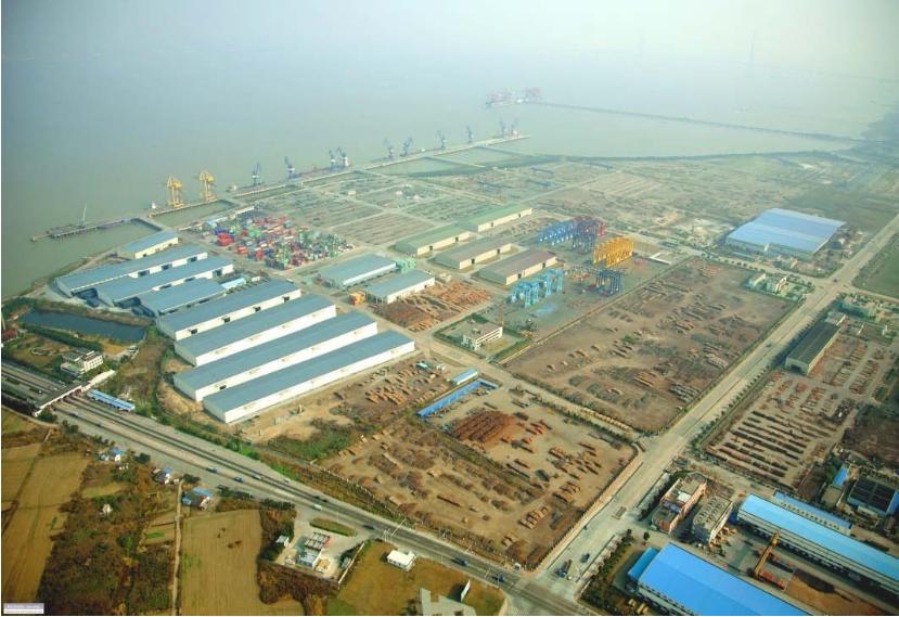 À travers Euroports, MRG prend pied dans 26 ports en eau profonde, situés à divers endroits de la planète.