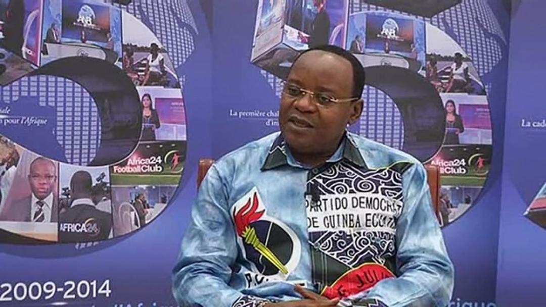 Jeronimo Osa Osa Ekoro, secrétaire général du Parti démocratique de Guinée équatoriale (PDGE).