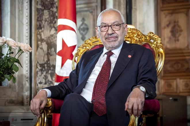 Ghannouchi sauve son poste : le leader d'Ennahdha reste à la tête du Parlement