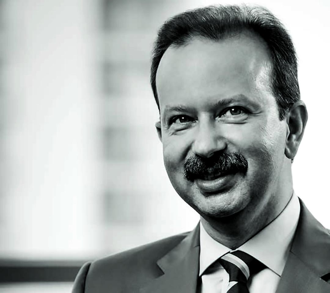 Jean-Michel Lavergne, directeur Stratégie Croissance Recherche et patron de Total Angola