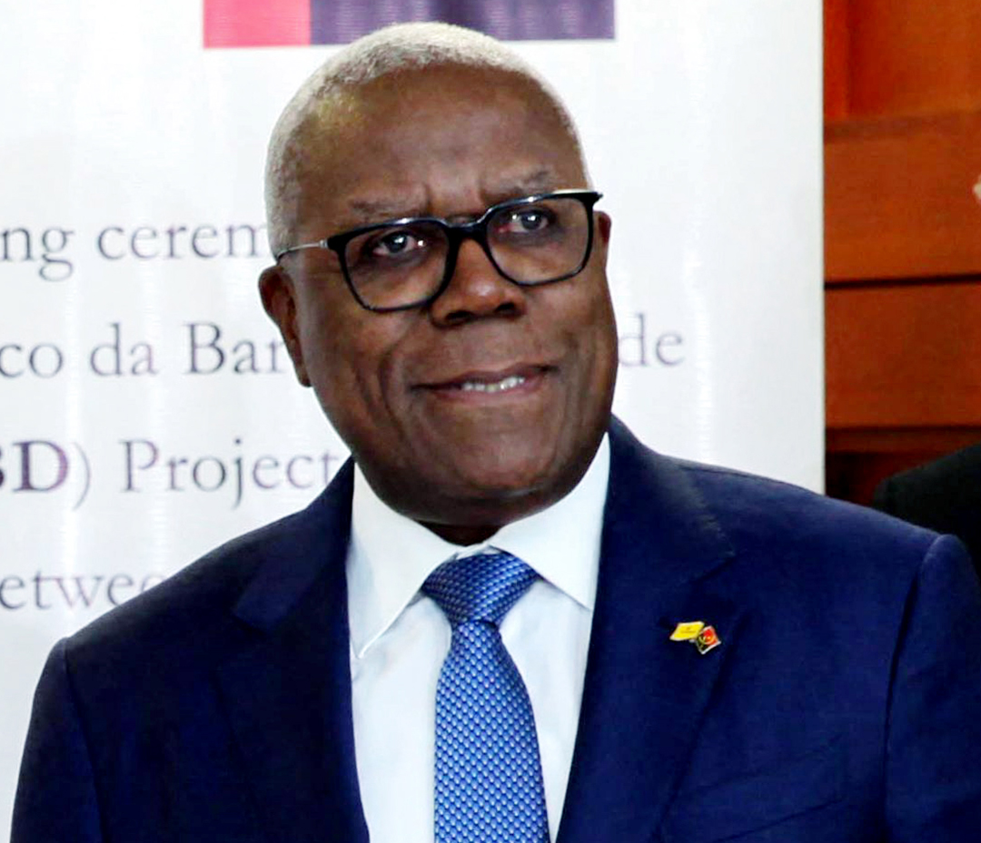 Le DG de Sonangol, Gaspar Martins, le 7 novembre 2019