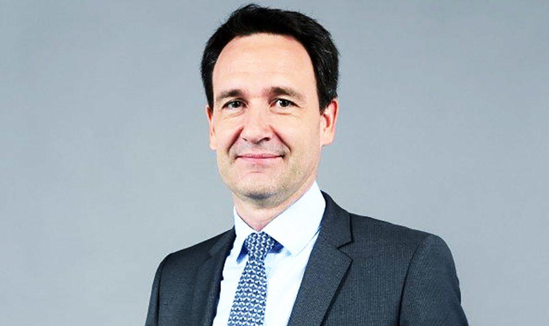 Stéphane Michel, directeur Moyen-Orient de la branche Exploration et Production de Total.
