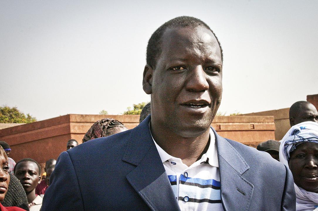 Mahamadou Bonkoungou.