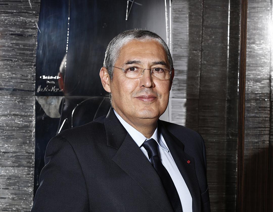 Mohamed el-Kettani, au CEO Forum de 2012.