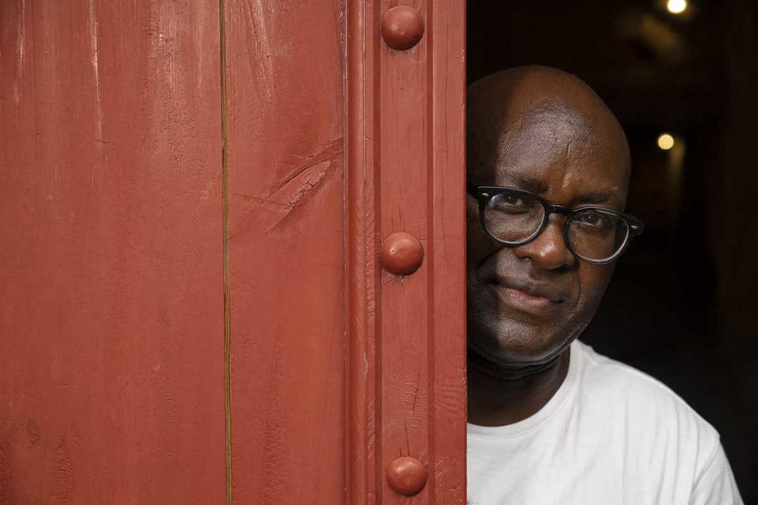Achille Mbembe, en 2018.