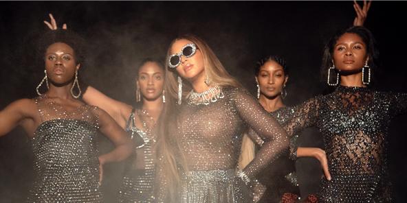 "Beyoncé mu bhaisikopo ""Black ndiye mambo"""