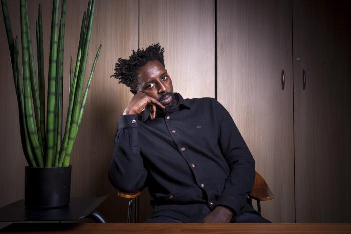Le cinéaste Ladj Ly, à paris, en novembre 2019.