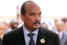 Ancien président Mauritanien Mohamed Ould Abdelaziz.