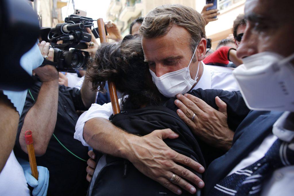 Lebanon Explosion France