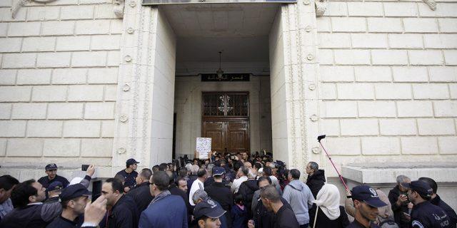 Tribunal de Sidi M'hamed, en Algérie.