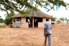 Le bureau de la réserve de Kouré, au nord-est de Niamey, où deux Nigériens et Six français ont été assassinés le 9 août 2020.
