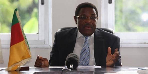 L'ancien ambassadeur Alfred Nguini