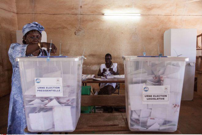 Présidentielle au Burkina Faso : plus de deux millions de nouveaux électeurs inscrits
