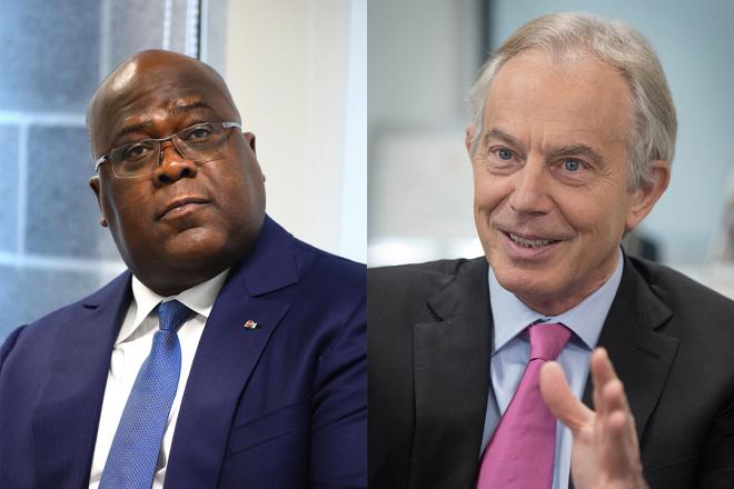 RDC : pourquoi Félix Tshisekedi et Tony Blair se sont rencontrés (virtuellement)